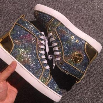 DCCK2 Cl Christian Louboutin Style #2289 Sneakers Fashion Shoes