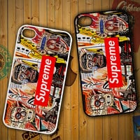 supreme to release collection featuring basquiats V1635 LG G2 G3, Nexus 4 5, Xperia Z2, iPhone 4S 5S 5C 6 6 Plus, iPod 4 5 Case
