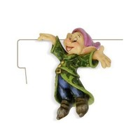 Disney Traditions designed by Jim Shore for Enesco Dopey Planter Adornment 2.5 IN
