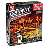 Insanity - The Ultimate Cardio Workout and Fitness on DVD | Walmart.ca