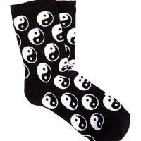 YING YANG SOCKS - ACCESSORIES - WOMAN -  PULL&BEAR Poland