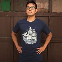 """""""Wherever the Wind Blows"""" - Threadless.com - Best t-shirts in the world"""