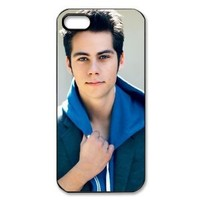 Dylan O' Brien Case for Iphone 5 Petercustomshop-IPhone 5-PC00788