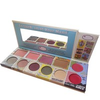 Professional 11-color Stylish Eye Shadow and Blush Make-up Palette [11043706508]
