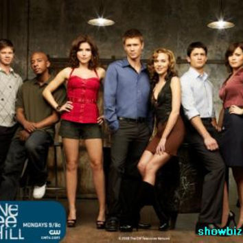 One Tree Hill Cast Tv Poster 11x17 Mini Poster