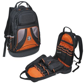 Klein Tools Tradesman Pro Organizer Backpack [55421BP-14]
