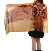 Harry Potter | Fawkes WING SCARF