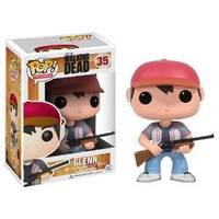 Funko POP Television Walking Dead: Glenn Vinyl Figure