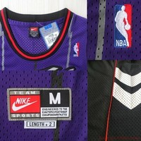 Vince Carter 15 Toronto Raptors Swingman NBA Basketball Jersey Vince Carter
