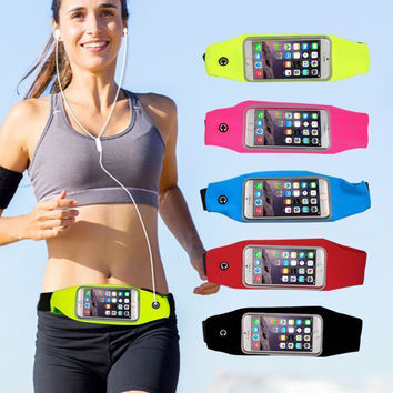 luxury pouch bag case for lg g2 g3 g4 g5 all models by running sport cover exercise gym arm band waterproof i phone belt cover