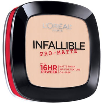 L'Oreal Infallible Pro-Matte Powder - CVS.com