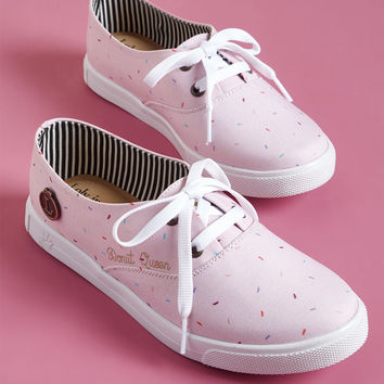 Loly in the Sky Pastry Royalty Sneaker