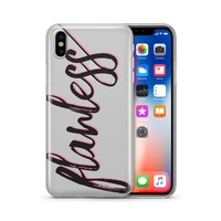 Flawless - Clear TPU Case Cover