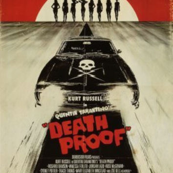 Deathproof Movie Poster 24x36 Grindhouse