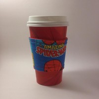 The Amazing Spider-Man Beverage Cup Cozy