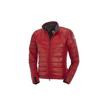 Canada Goose Hybridge Lite Jacket - Men's Small - Red