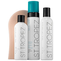 St. Tropez Tanning Essentials Self Tan Bronzing Mousse Kit
