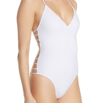 L Space 'Wild Side' One-Piece Swimsuit | Nordstrom