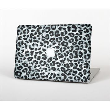 "The Real Leopard Animal Print Skin Set for the Apple MacBook Pro 13"" with Retina Display"