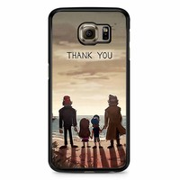 Gravity Falls - Thank You Samsung Galaxy S6 Edge Plus Case