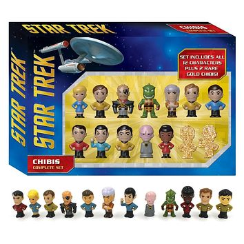 Star Trek Chibis Collector's Set