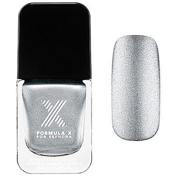 Chromes Nail Polish Formula X for Sephora Need for Speed - Metallic Silver