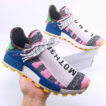 Trendsetter Adidas x Pharrell Williams Fashion Casual  Sneakers Sport Shoes