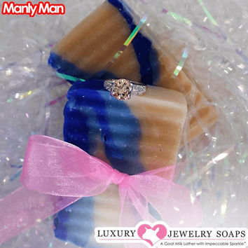 Manly Man Luxury Jewelry Soaps