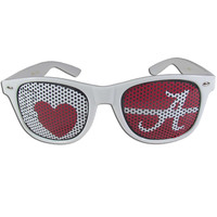 Alabama Crimson Tide I Heart Game Day Shades