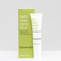 This Works Light Time Open Eyes 5ml at asos.com