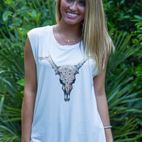 Bling & Boots Tank