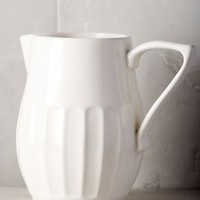 Latte Pitcher by Anthropologie