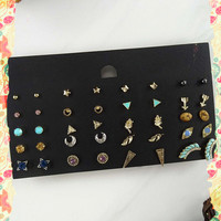 Petite Post Earring Collection