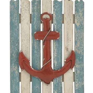Anchor Themed Lovely Wall Plaque-48571