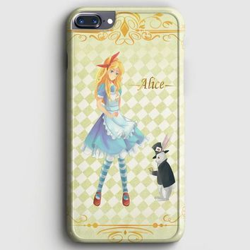 Alice In Wonderland iPhone 7 Plus Case