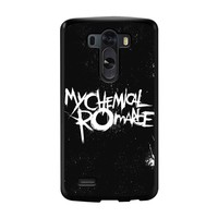 My Chemical Romance Black White Logo LG G3 Case