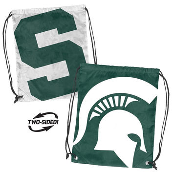 Michigan State Spartans NCAA Doubleheader Reversible Backsack