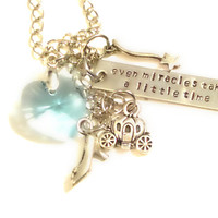 Cinderella Necklace II