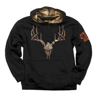 Buck Wear Men's Real Tree Hunt to the Bone Hoodie