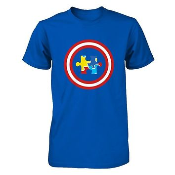 Captain Autism Awareness