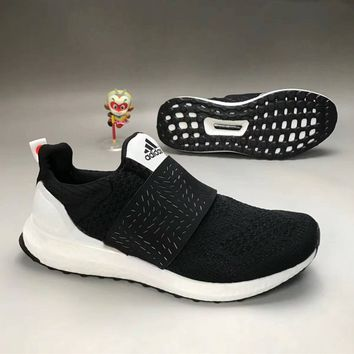 """Adidas NMD"" Unisex Sport Casual Elasticity Knit Sneakers Couple Running Shoes"