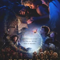 Peter Pan 27x40 Movie Poster (2003)