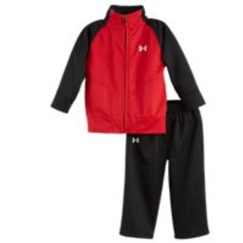 Under Armour Boys' Infant UA Brawler 2-Piece Set