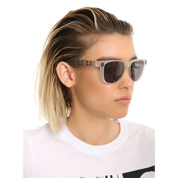 Licensed cool Supernatural Join The Hunt Anti-Possession Rune Symbol Frosted Retro Sunglasses