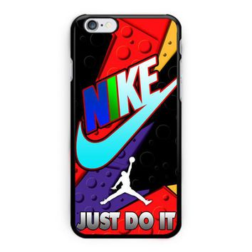 Nike Just Do It Jordan Raptor iPhone 6 Plus Case