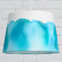 Hand Painted Sea Shore Lampshade