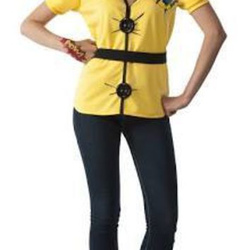 Comic Book Tracy Character Costume, Pop Art