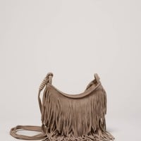 AEO Fringed Bag | American Eagle Outfitters