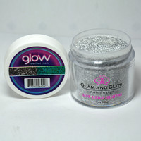 Glam and Glits GLOW ACRYLIC Glow in the Dark Nail Powder 2024 - MAGMA