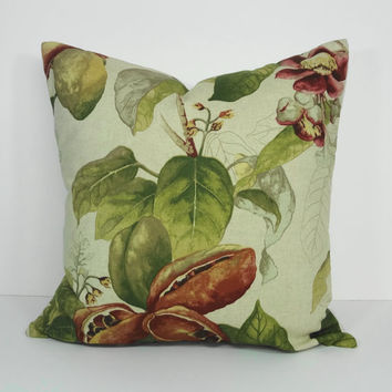 Decorative Pillow Cover, Throw Pillow Cushion, 20 x 20